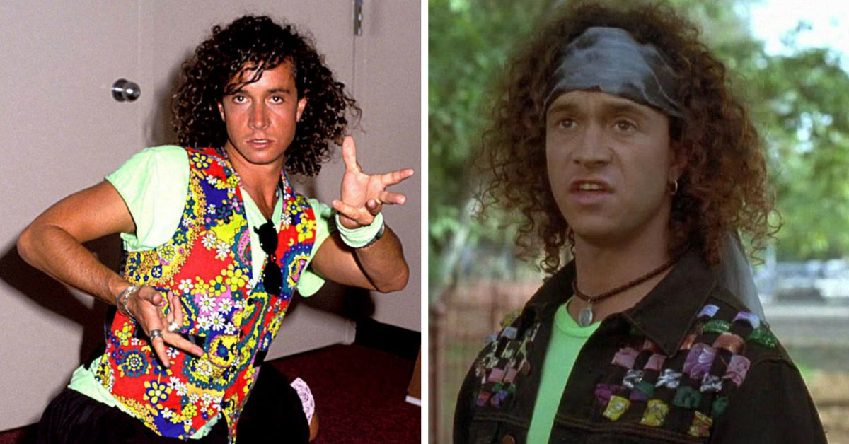 Pauly Shore 90s Dead Cast Option Bill & Ted